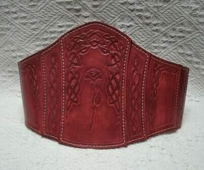 ceinture large morgan,tendance ceinture large,ceinture large double tour  femme 60c8a41d6f7