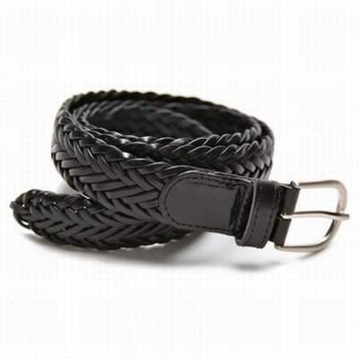 ceinture tressee billy belt,ceinture tressee en tissu,ceinture noir tresse d2d9247d214