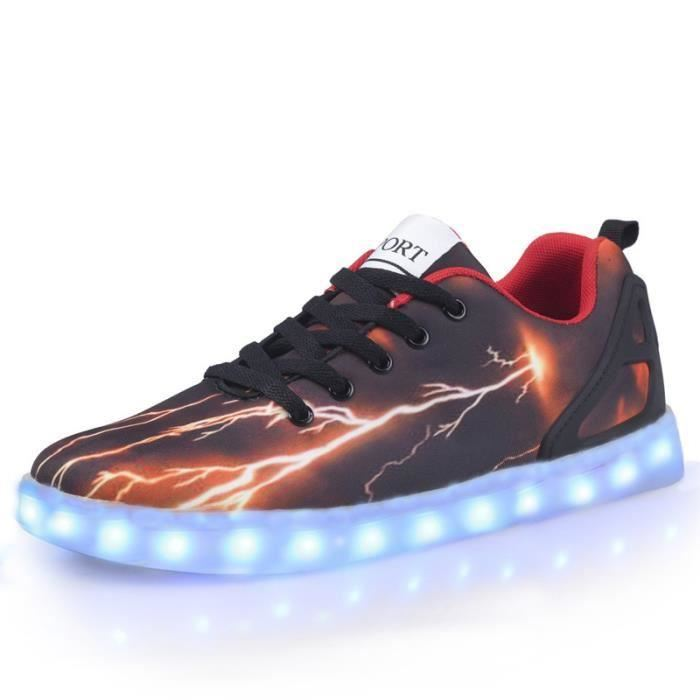 1546f76a10d89 ... chaussure lumineuse compenser,chaussure lumineuse fonctionnement, chaussure lumineuse flamme ...