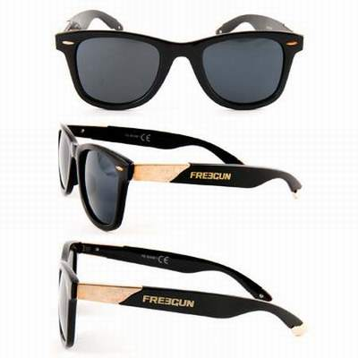 lunette ray ban homme carre